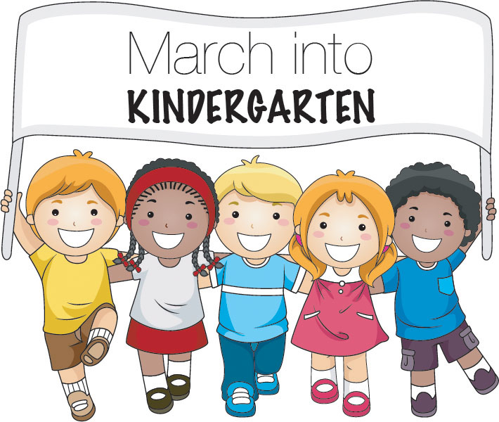 March into Kindergarten