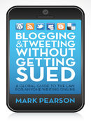Blogging & Tweeting by Mark Pearson