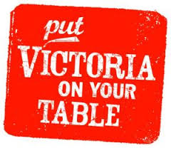 Put Victoria on your Table