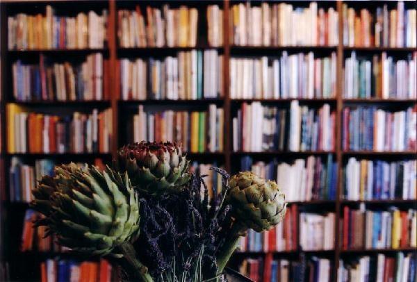 Artichokes & French Cookbooks