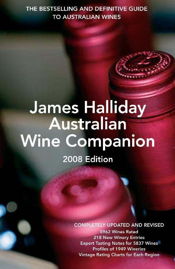 Halliday Wine Companion 2008