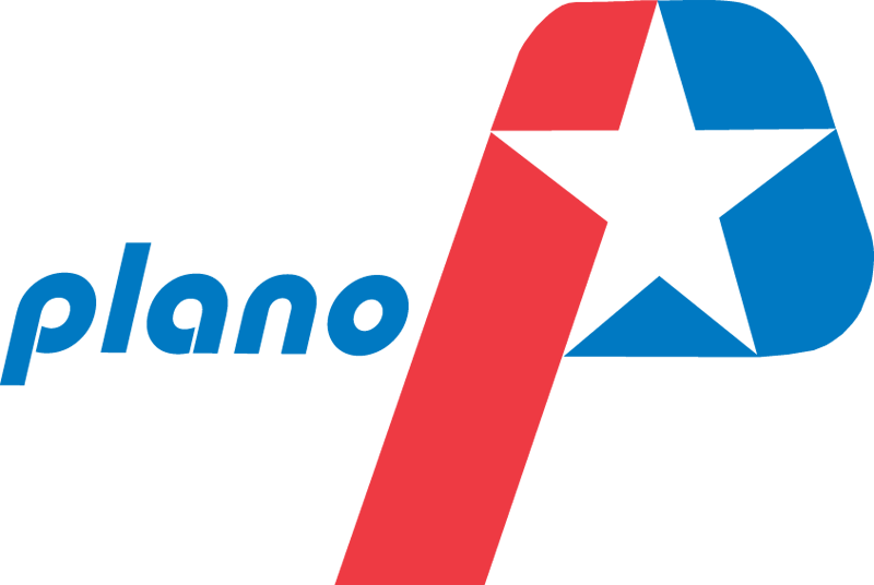 City of Plano Logo CLEAR