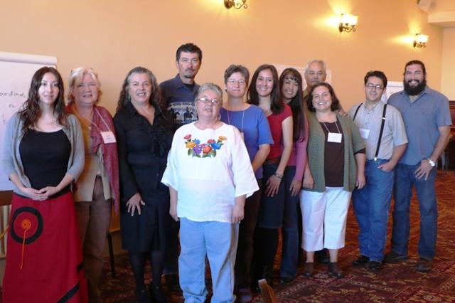 NMAA staff, August 2011