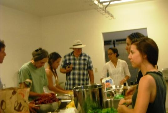 FoodCorps Visit