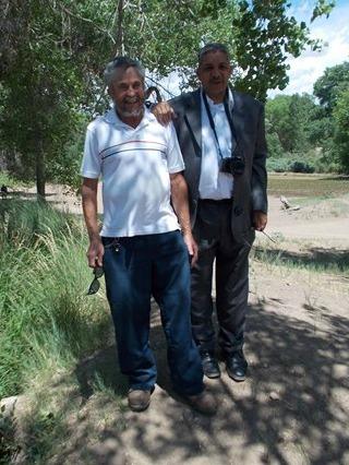 Acequia de la Cienega, Rancho de las Golondrinas