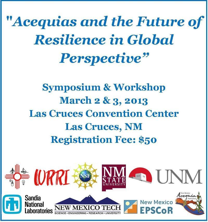 Acequia Symposium