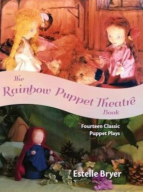 Rainbow Puppet book cover