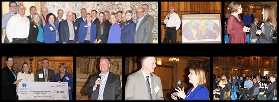 2016 Entrepreneurial Leadership Summit Photo Collage