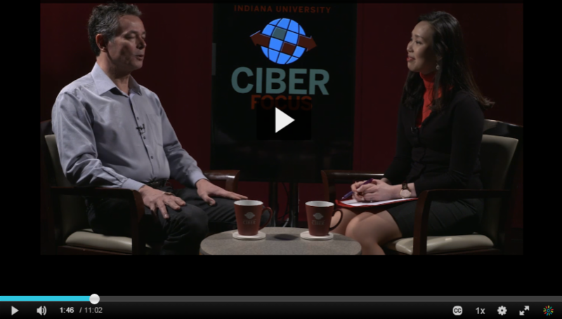 IU CIBER Entrepreneurship Video