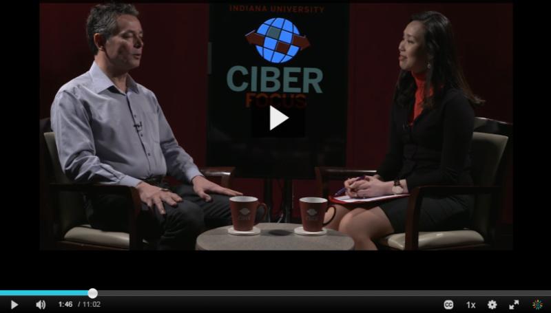 IU CIBER Entrepreneurship Video
