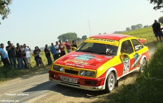 Siera Flanders Rally
