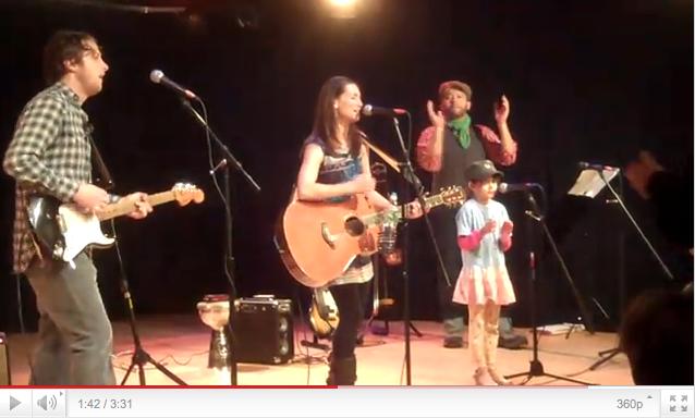 Suzi Sings Tomboy in a Princess Dress