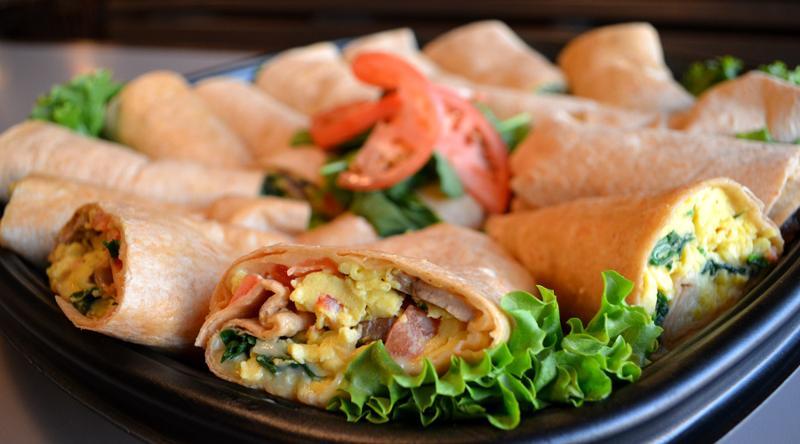 Egg Harbor Cafe Catering Menu