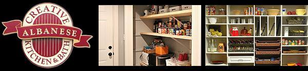 Designing A Pantry