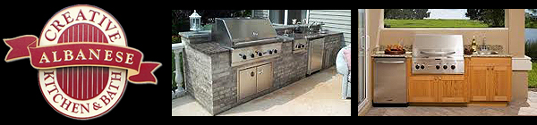 Creative Kitchen and Bath - Outdoor Kitchens