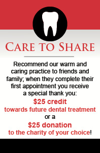 $25 Care to Share