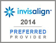 2014 Invisalign Preferred Provider