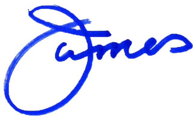 Transparent signature