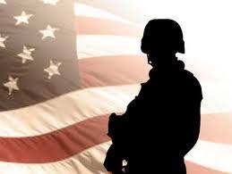 US Army & Flag