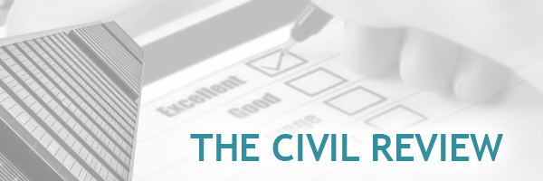 The Civil Review Header
