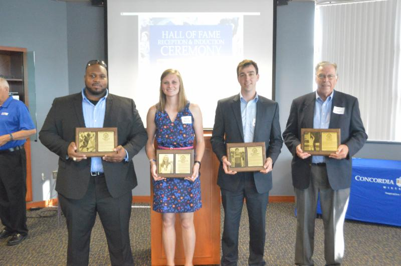 2015 Hall of Fame Indcutees