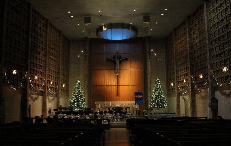 Chapel Christmas