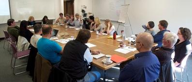Red Deer meeting 2011 in progress