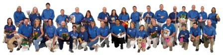 Moana Nursery Certified High Desert Team