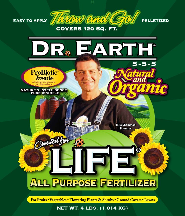 Dr. Earth Life Fertilizer (new image)