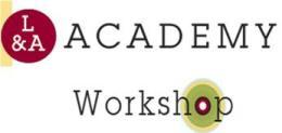 L&A Academy logo