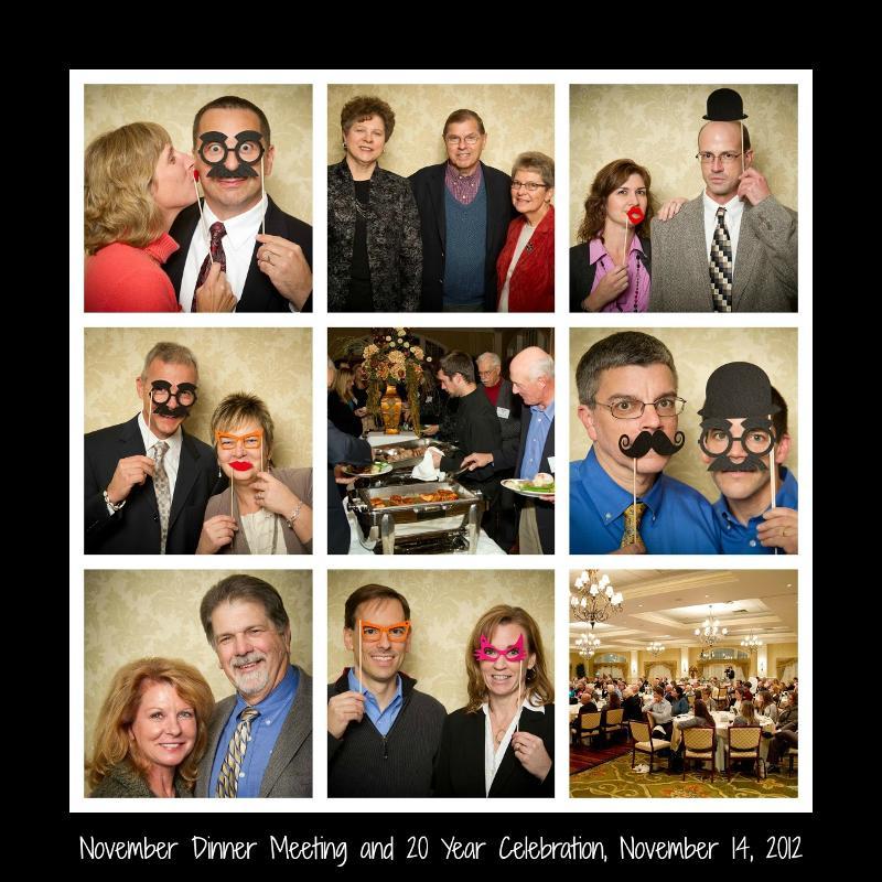 November Dinner Collage