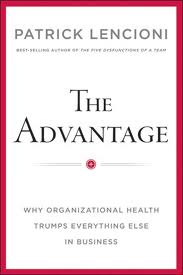 The Advantage Book Cover