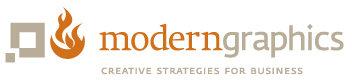 Modern Graphics Logo