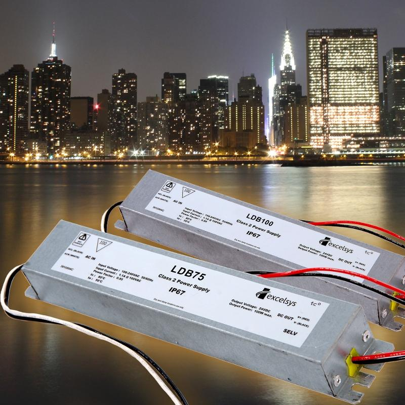Excelsys LDB series LED Power Supplies