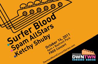 Concert Series Oct 2011