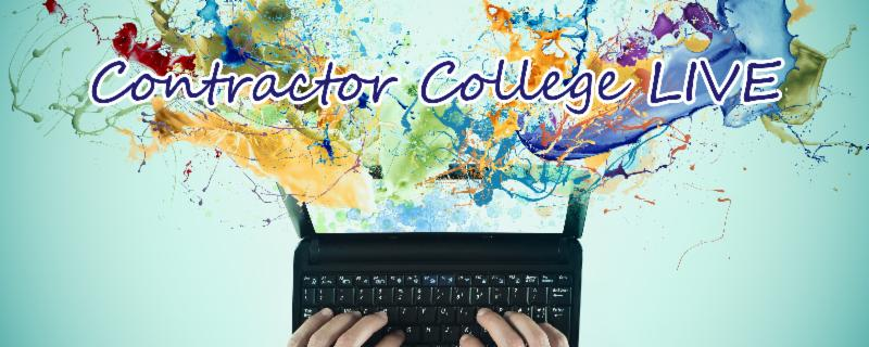 Contractor College LIve