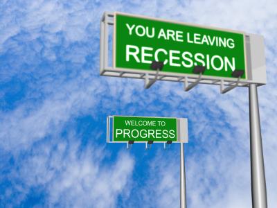 recession end