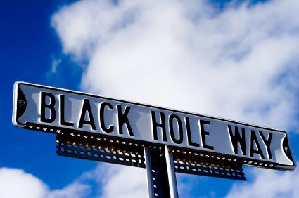 black hole way
