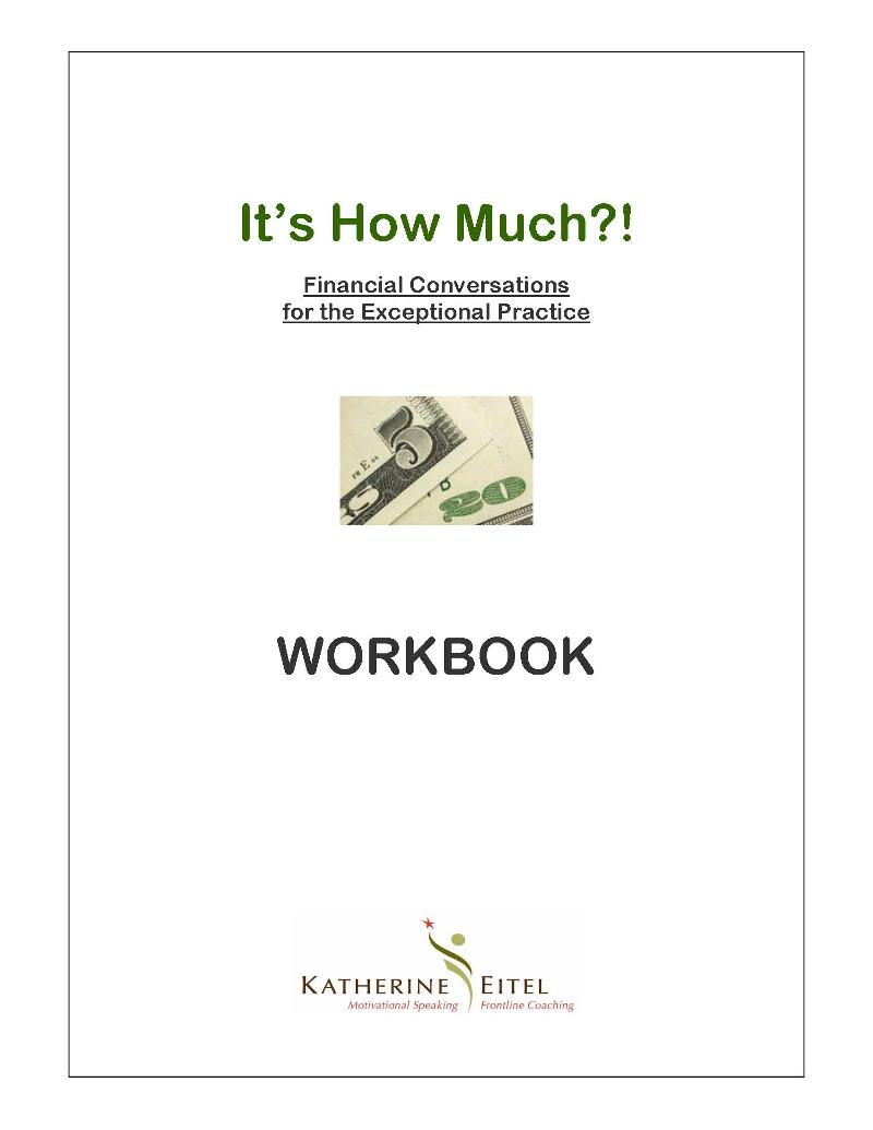 IHM Workbook