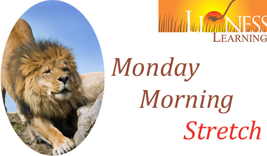 Monday Morning Stretch