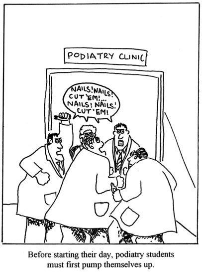 Steps to Podiatry School