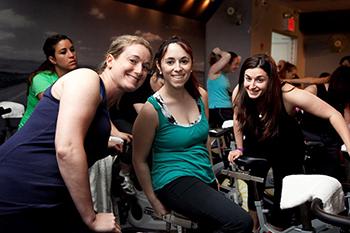 Ovarian Cycle Indoor Ride
