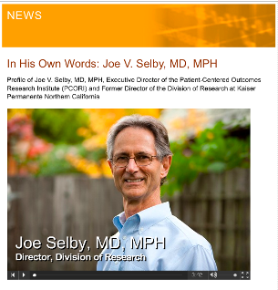Introducing Joe Selby
