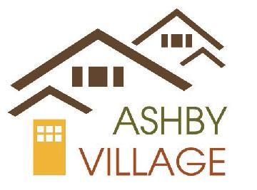 Ashby Village street sign photo