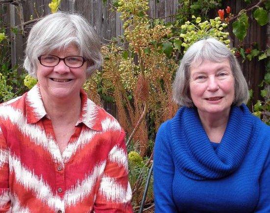 Joann and Judy