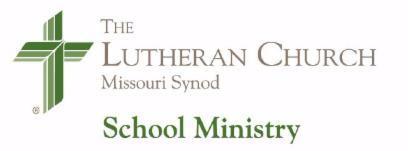 school ministry