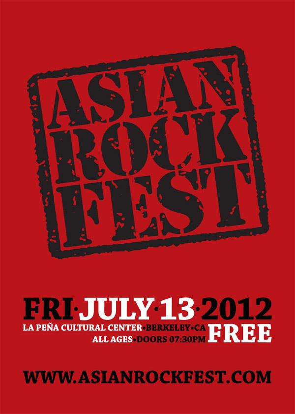 best asian rock bands