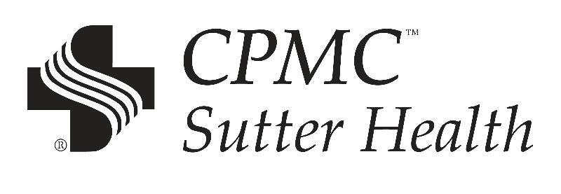 CPMC Sutter Health logo