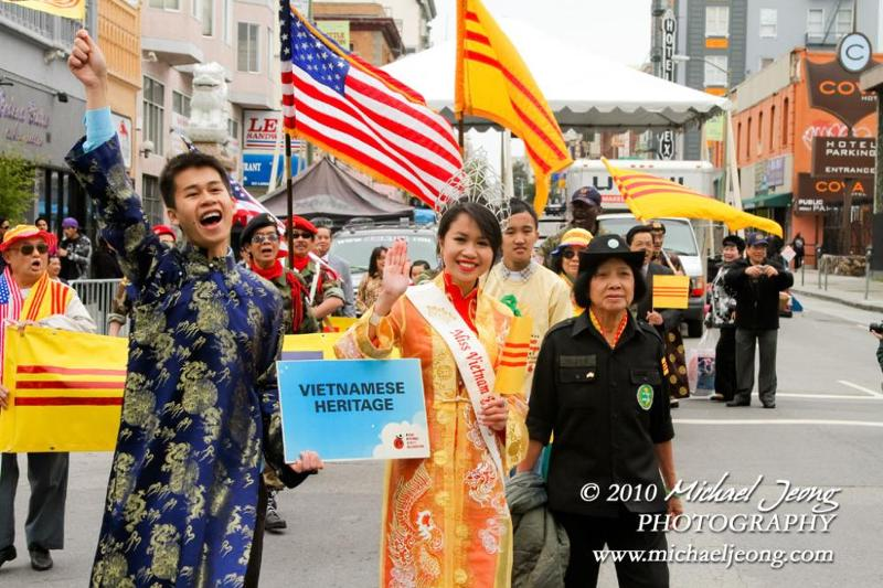 Faces of Asia Cultural Procession 2010