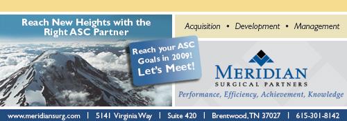 Meridian: www.meridiansurgicalpartners.com